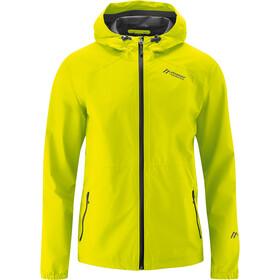 Maier Sports Tind Plus 2,5L jakke Herrer, gul